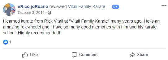 Adult3, Vitali Family Karate