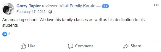 Adult4, Vitali Family Karate