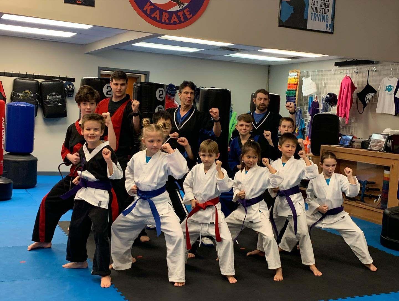 Prepares, Vitali Family Karate