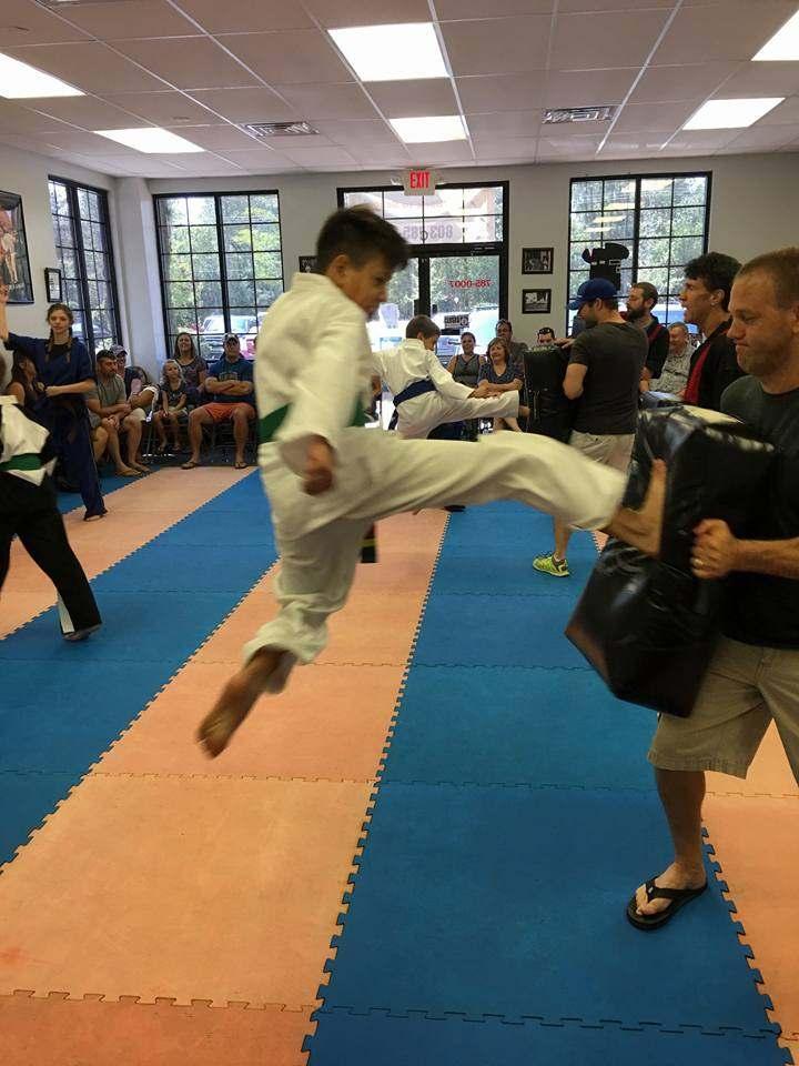 Sommuchkick, Vitali Family Karate